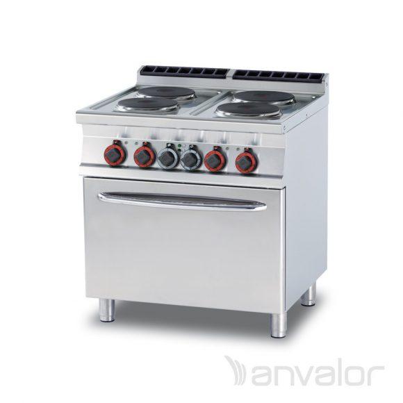 Ipari Tűzhely - CFV4-78ET