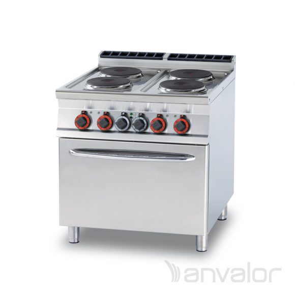 Ipari Tűzhely - CFV4-98ET