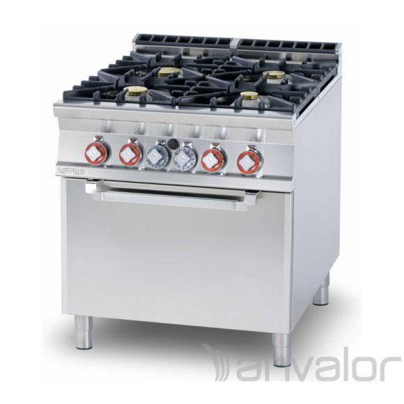 Ipari Tűzhely - CFV4-98GE