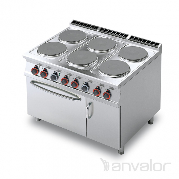 Ipari Tűzhely - CFV6-912ETV