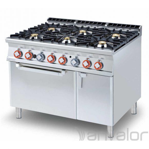 Ipari Tűzhely - CFV6-912GEV