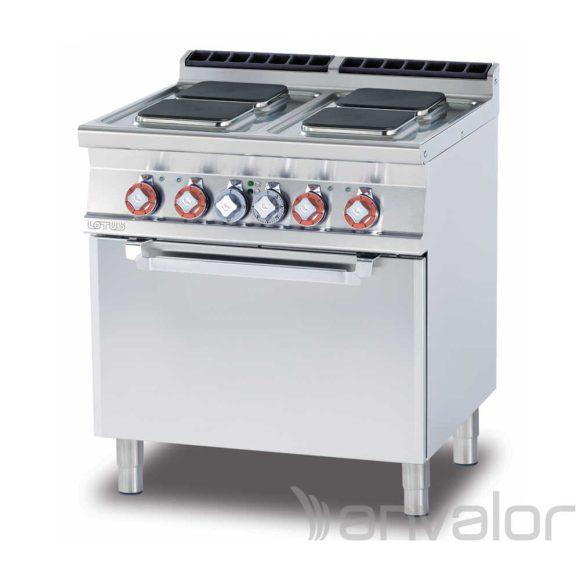 Ipari Tűzhely - CFVQ4-78ET