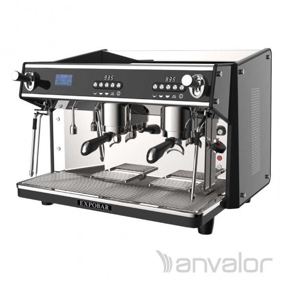 CAGLIARI kávéfőző, 2 karos, 11.5 + 1.5 + 1.5 literes boiler kapacitás