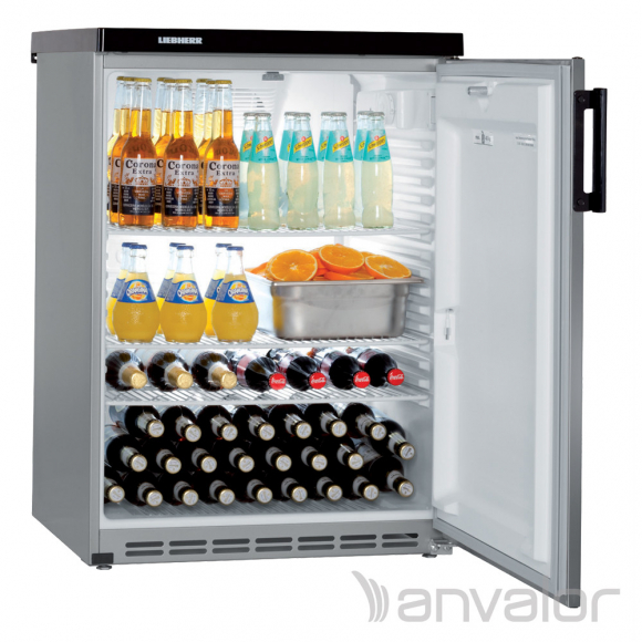 IPARI HŰTŐSZEKRÉNY, 180 literes, ventillációs hűtéssel