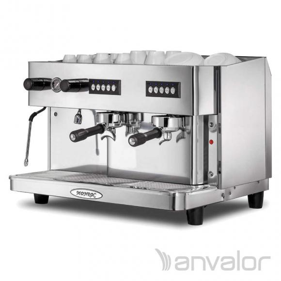 CAGLIARI kávéfőző, 2 karos, 11,5 literes boiler kapacitás