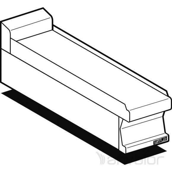 Blokk Munkaasztal - PLT-72