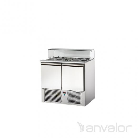 Salátahűtő Pult - SL02VC