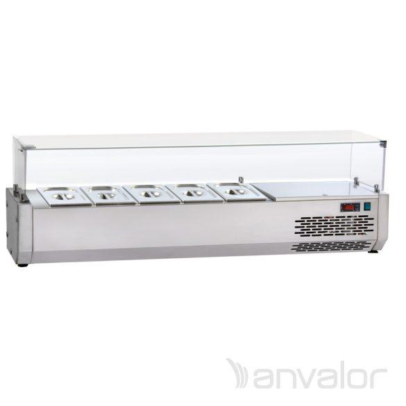 Feltéthűtő - VR3120VD