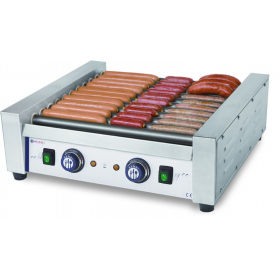 Hot-Dog sütő